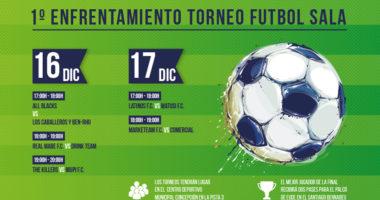 Foto de - II Torneo Fútbol Alumnos EUDE Business School