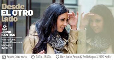 Foto de - Seminario EUDE: 'Desde el otro lado' a cargo de Jordi Santiso, Internacional Human Resources del grupo Inditex