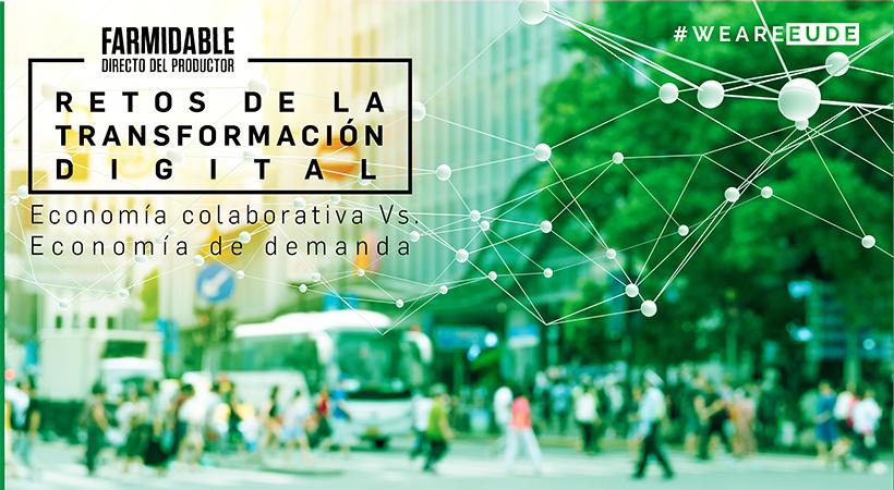"""Foto - """"Retos de la transformación digital: Economía colaborativa VS Economía de demanda"""""""